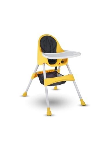 BabyHope Bh-7001 Royal Mama Sandalyesi -Yeni Model Mavi